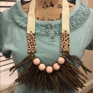 NWT Plunder Judith necklace